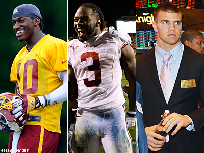 NFL Rookies and Veterans Weigh in on Gay Players