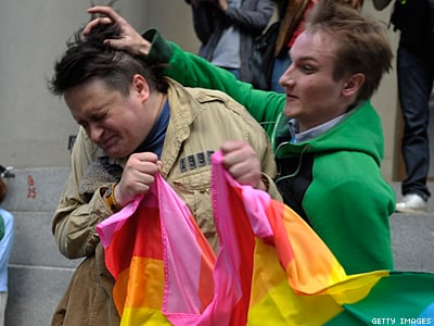 Moscow Bans Pride for the Next 100 Years