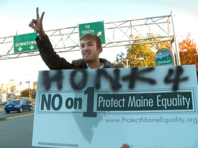 Op-ed: To Get Ready for November, Look Back to Maine
