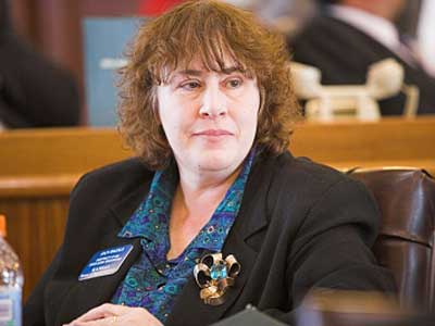 Antigay Kansas Legislator's Candidacy Challenged on Residency Grounds