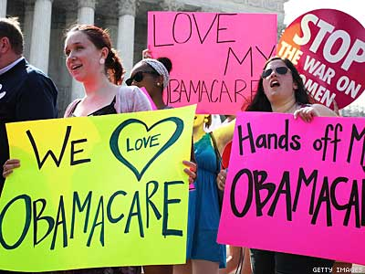 Supreme Court Upholds Health Care Law, LGBT Leaders Cheer