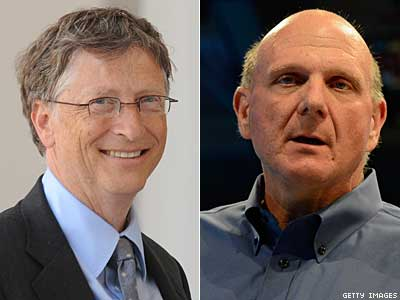Microsoft Executives Donate $200K to Support Marriage Equality