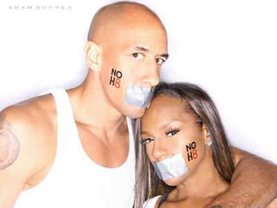 Basketball Wives Stars Toasts Marriage Equality