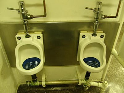 New U.S. Navy Carriers Opt for Gender-Neutral, Urinal-Free Bathrooms