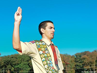 Boy Scouts Pledge to Keep Antigay Ban