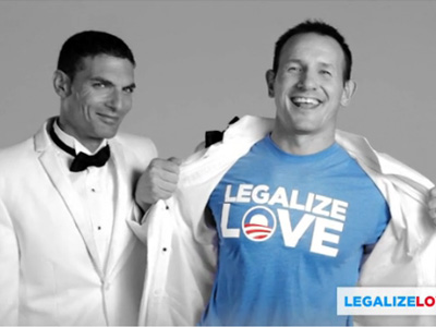 Site Invents Moving Pro-LGBT Obama Speech for 'Legalize Love' Campaign