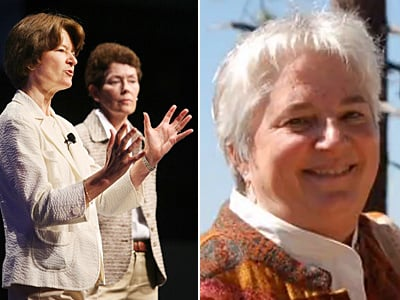Sally Ride's Sister Discusses DOMA; Others Ask if Gays Welcome at NASA