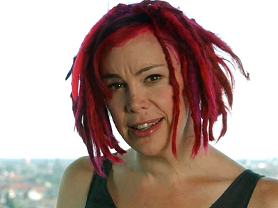 WATCH: Lana Wachowski Comes Out to Promote New Film
