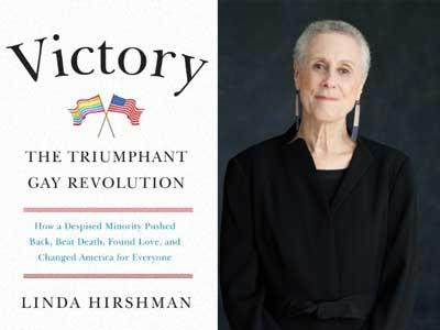 Victory Author Tells Us Why Gay History Will Repeat Itself