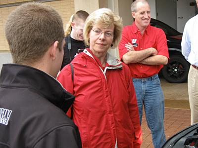 Lesbian Super PAC Breaks Out Checkbook for Tammy Baldwin