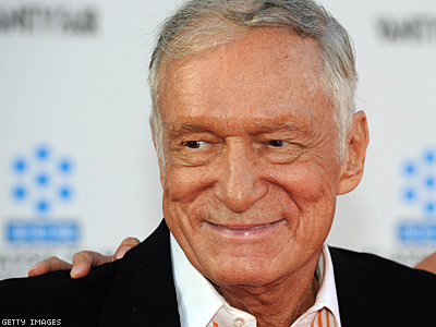 Playboy's Hugh Hefner: Marriage Equality Means Rights for All