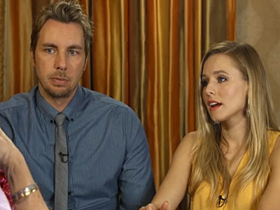 WATCH: Kristin Bell, Dax Shepard Ridicule Chick-fil-A