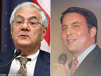 Victory Fund Calls Out Barney Frank on Opposition to Gay GOP Candidate