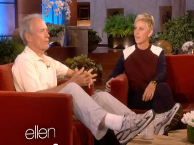 Clint Eastwood Explains His Marriage Equality Support, And The Chair