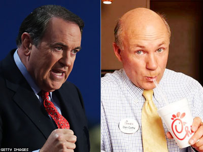 Chick-fil-A President Assures Mike Huckabee: Nothing Has Changed