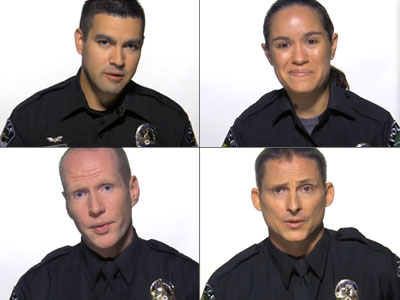 Gay Police Officers Have a Message for Texas and LGBT Youth