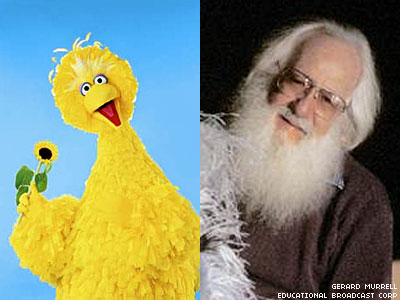 Big Bird's Dads: Kermit Love and Christopher Lyall