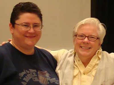 Lee Lynch and Lori Lake on Lesbian Mystery, Police Raids, and Fairy Godmothers
