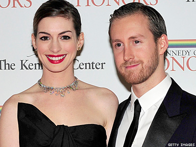 Anne Hathaway Will Donate Her Wedding Money to Marriage Equality