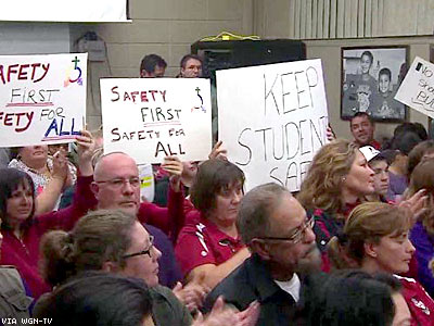 Illinois School Board Passes, Then Rescinds, Transgender Rights Policy