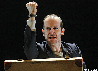 Seat Filler:NYC Theater Guide for March 2012