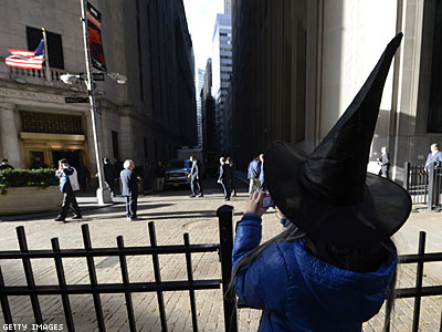 NYC Cancels Halloween Parade