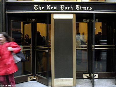New York Times Endorses Marriage Equality on the Ballot