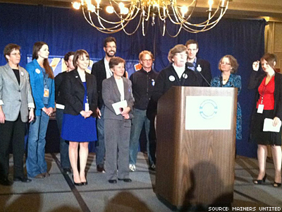 Marriage WIN: Maine Voters Affirm Marriage Equality