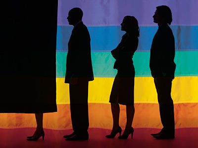 Go Inside the Exit Polling of Gay Voters and Marriage Equality