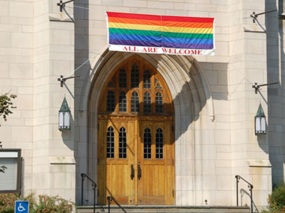 Op-ed: Churches Can Be As LGBT-Accepting as The Ballot Box