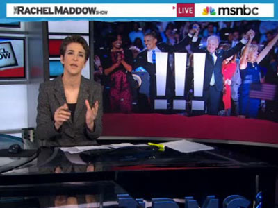 WATCH: With Election Over, Rachel Maddow Unloads on Delusional Republicans