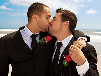 One in Five Gay Couples Now Live in Marriage Equality States