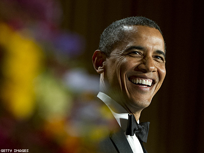 Obama 'Absolutely Delighted' by Marriage Equality Victories