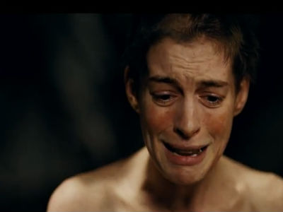 WATCH: Anne Hathaway 'Looked Like Gay Brother' in 'Les Mis'