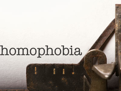 AP Denounces Homophobia — The Word, That Is
