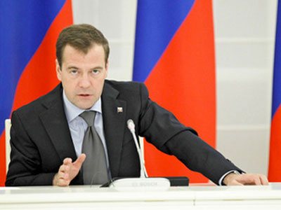 Russian Prime Minister Opposes Gay 'Propaganda' Law