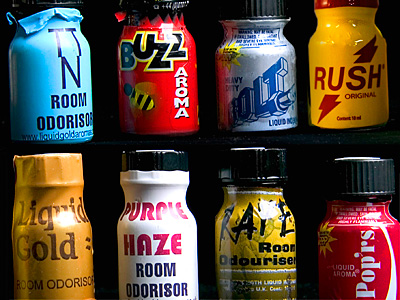 Poppers are Dead, Long Live Poppers