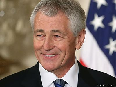 Anonymous Group Says Hagel Is Too Antigay for Defense Post