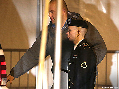 Bradley Manning Pleads Guilty on Some Charges, to Be Tried on Others