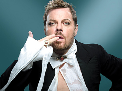 "Eddie Izzard on Atheism, Transgender, and ""The Invisible Bloke Upstairs"""