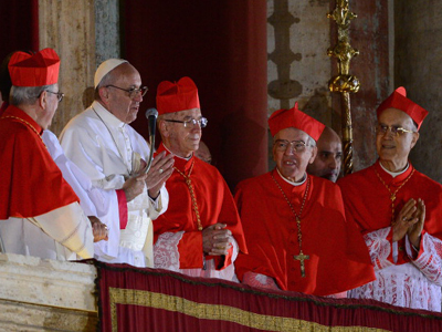 Op-ed: Pope Francis, Will You Accept Me?