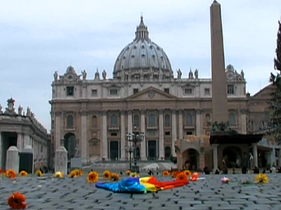 WATCH: Alfredo's Fire Sheds Light on Sexuality, Scandal, and Suppression in the Vatican