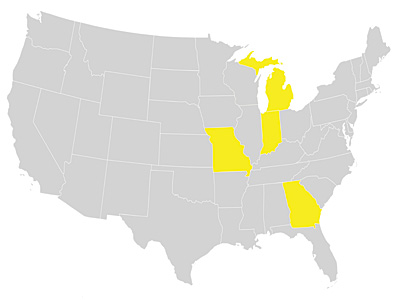 4 States With Scientifically Unsound Laws Criminalizing HIV