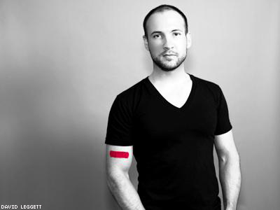 The Needle Prick Project: Joshua Stearns on Dating Someone HIV-Positive