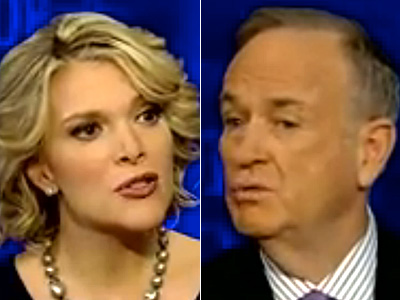 WATCH: Fox's O'Reilly, Kelly: No Compelling Argument Against Marriage Equality