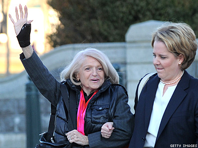 After Court Hearing, Edie Windsor Says 'It's Gonna Be Good'