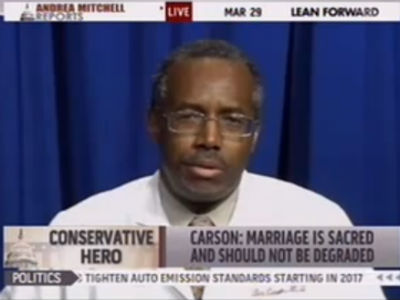 WATCH: New Right-Wing Star Attempts to Explain Antigay Comments