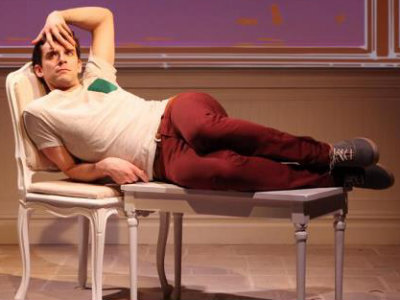Michael Urie Sells Tales From Streisand's Basement in Buyer & Cellar