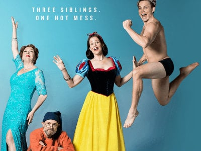 Laugh Out Loud With Sigourney Weaver and Snow White