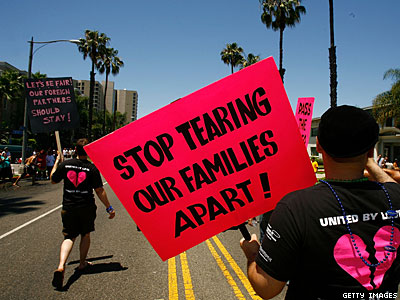 LGBT Groups Respond to Conservative Threats Rejecting Inclusive Immigration Reform
